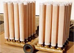de filter manifold